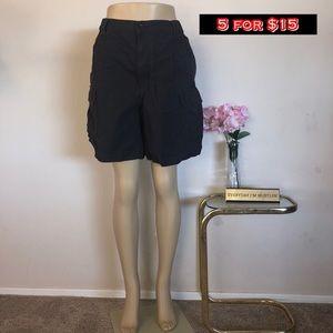 savane plus size shorts 🐾